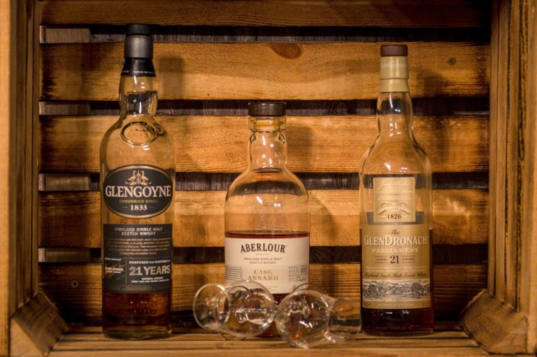 Whisky exklusiv